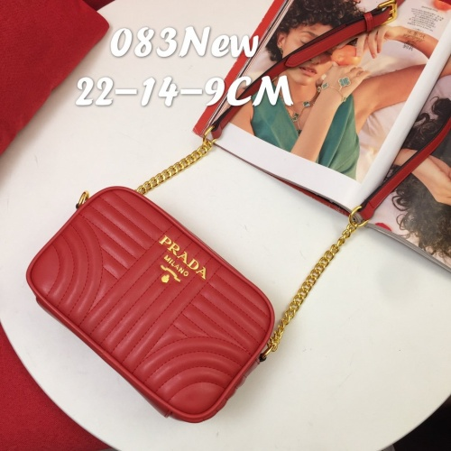 Prada AAA Quality Messeger Bags For Women #821950
