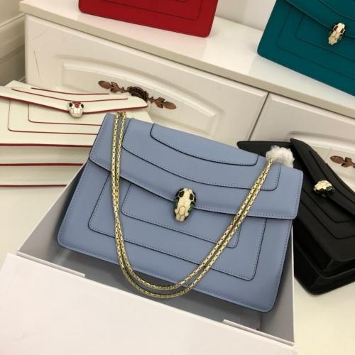 Bvlgari AAA Messenger Bags For Women #821966