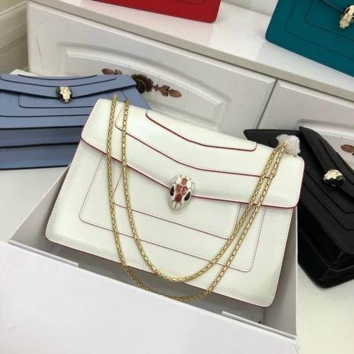 Bvlgari AAA Messenger Bags For Women #821967