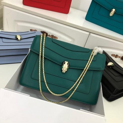 Bvlgari AAA Messenger Bags For Women #821973