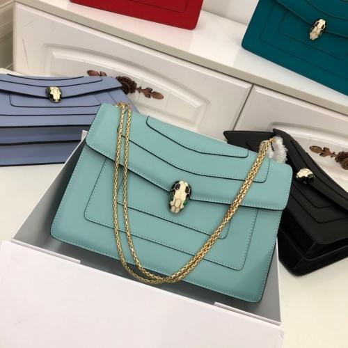 Bvlgari AAA Messenger Bags For Women #821974