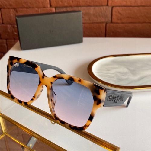 Christian Dior AAA Quality Sunglasses #821984