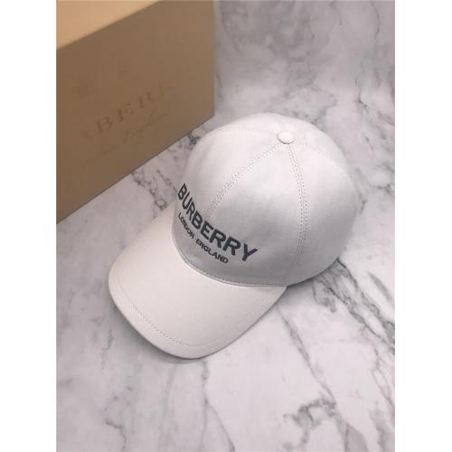 Burberry Caps #821986