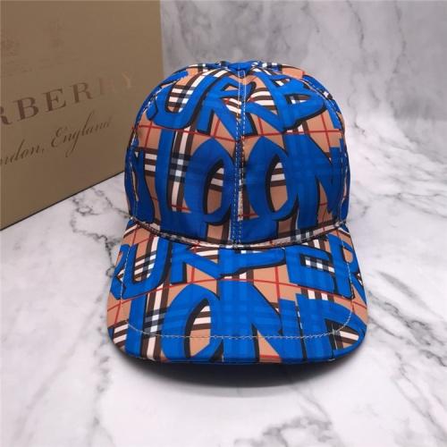 Burberry Caps #821996