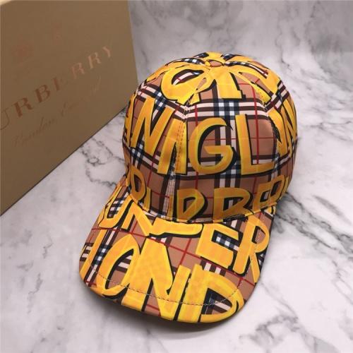 Burberry Caps #821997