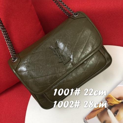 Yves Saint Laurent YSL AAA Messenger Bags For Women #822013