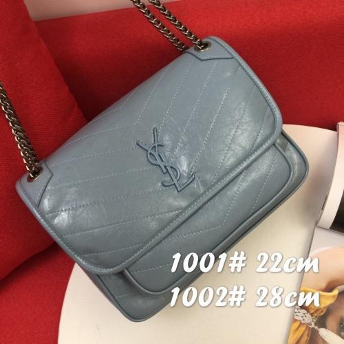 Yves Saint Laurent YSL AAA Messenger Bags For Women #822018