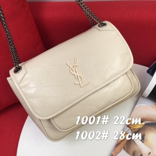 Yves Saint Laurent YSL AAA Messenger Bags For Women #822019