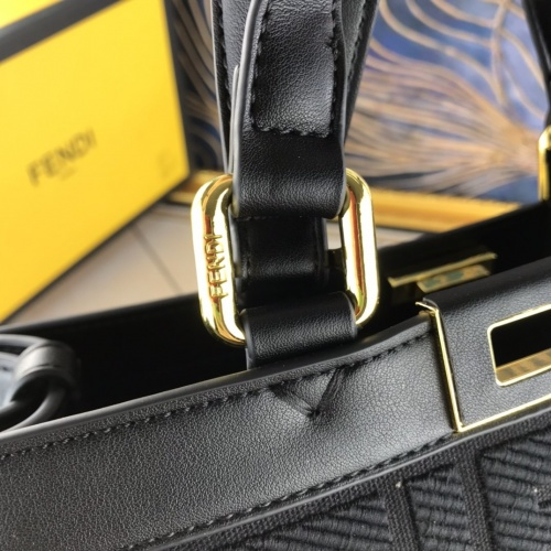 Replica Fendi AAA Quality Handbags For Women #822030 $108.00 USD for Wholesale