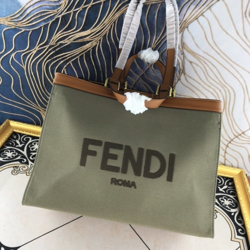 Fendi AAA Quality Handbags For Women #822038 $108.00, Wholesale Replica Fendi AAA Quality Handbags