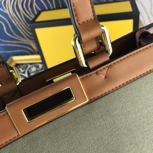 Replica Fendi AAA Quality Handbags For Women #822038 $108.00 USD for Wholesale