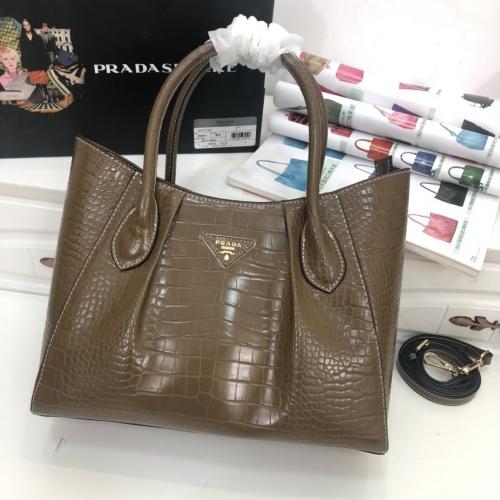Prada AAA Quality Handbags For Women #822052