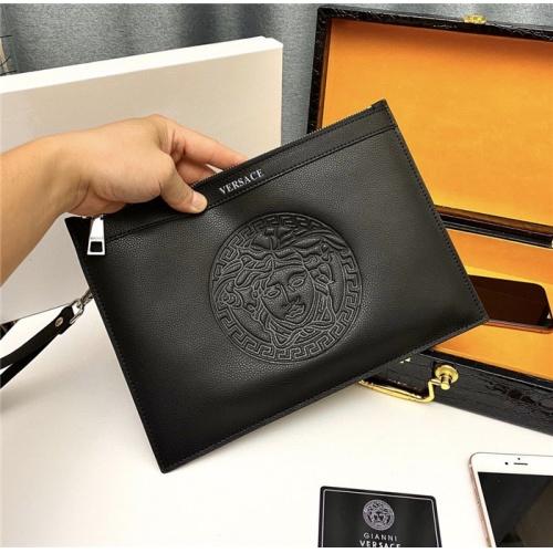 Versace AAA Man Wallets #822062