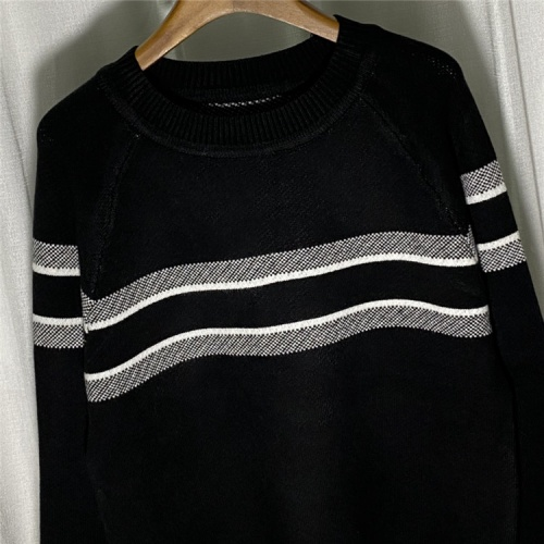 Replica Christian Dior Sweaters Long Sleeved O-Neck For Unisex #822120 $50.00 USD for Wholesale
