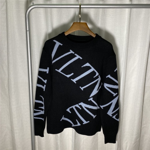 Valentino Sweaters Long Sleeved O-Neck For Unisex #822127