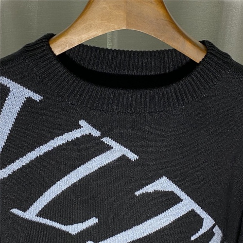 Replica Valentino Sweaters Long Sleeved O-Neck For Unisex #822127 $45.00 USD for Wholesale