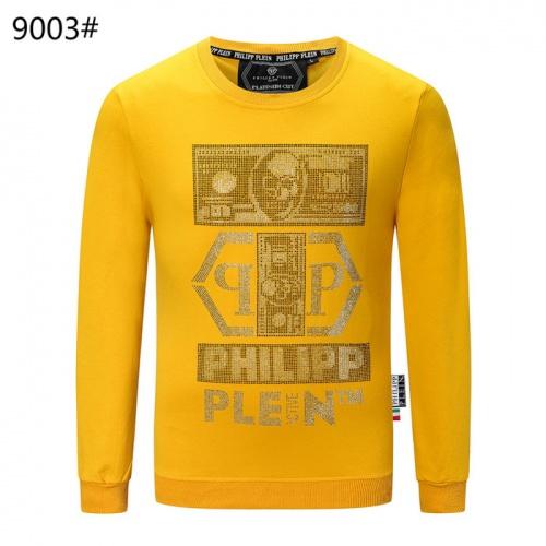 Philipp Plein PP Hoodies Long Sleeved O-Neck For Men #822150