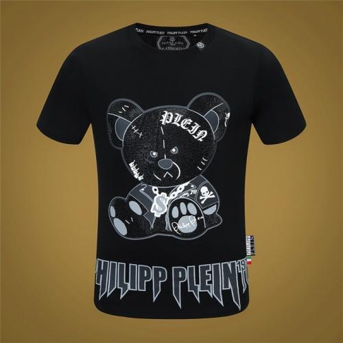 Philipp Plein PP T-Shirts Short Sleeved O-Neck For Men #822159