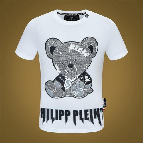 Philipp Plein PP T-Shirts Short Sleeved O-Neck For Men #822160