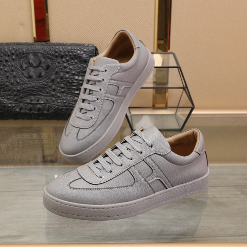 Hermes Casual Shoes For Men #822162 $82.00 USD, Wholesale Replica Hermes Casual Shoes