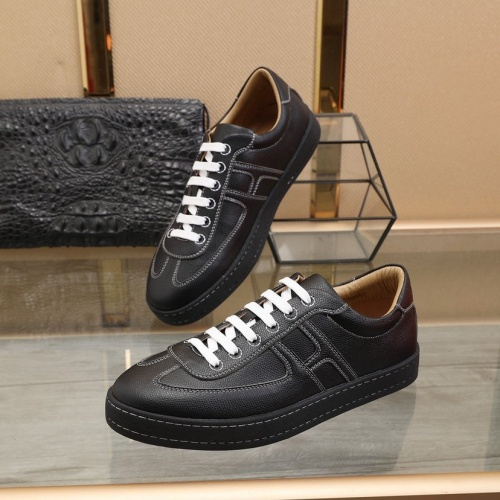 Hermes Casual Shoes For Men #822163 $82.00 USD, Wholesale Replica Hermes Casual Shoes