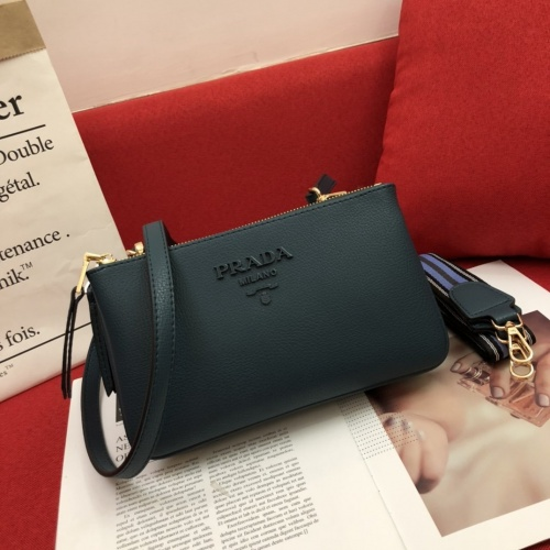 Prada AAA Quality Messeger Bags For Women #822209