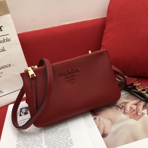 Prada AAA Quality Messeger Bags For Women #822210