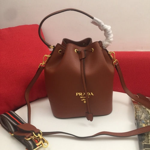 Prada AAA Quality Messeger Bags For Women #822219