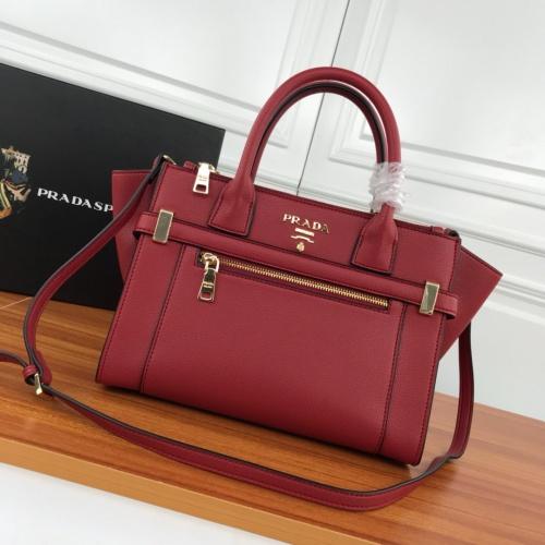 Prada AAA Quality Handbags For Women #822226