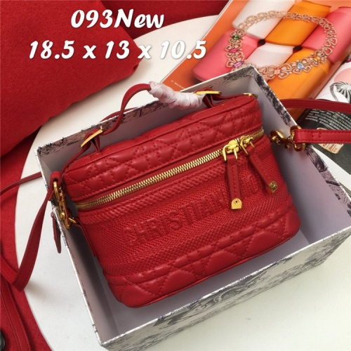Christian Dior AAA Quality Messenger Bags For Women #822228 $102.00 USD, Wholesale Replica Christian Dior AAA Quality Messenger Bags