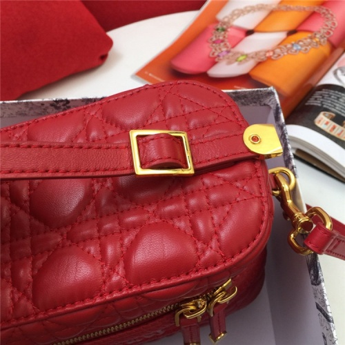 Replica Christian Dior AAA Quality Messenger Bags For Women #822228 $102.00 USD for Wholesale