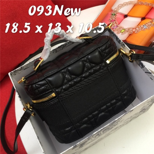 Replica Christian Dior AAA Quality Messenger Bags For Women #822229 $102.00 USD for Wholesale