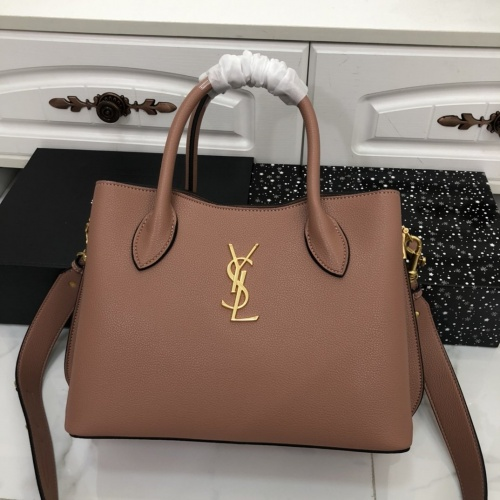 Yves Saint Laurent AAA Handbags For Women #822238 $100.00, Wholesale Replica Yves Saint Laurent AAA Handbags