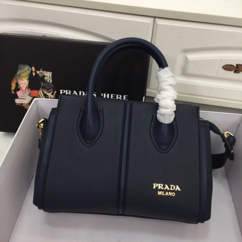 Prada AAA Quality Handbags For Women #822277
