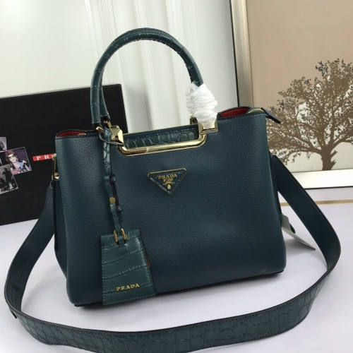 Prada AAA Quality Handbags For Women #822299