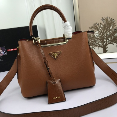 Prada AAA Quality Handbags For Women #822301