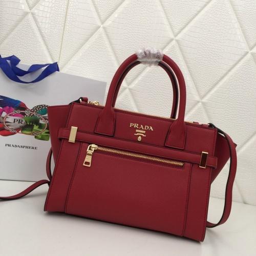 Prada AAA Quality Handbags For Women #822322