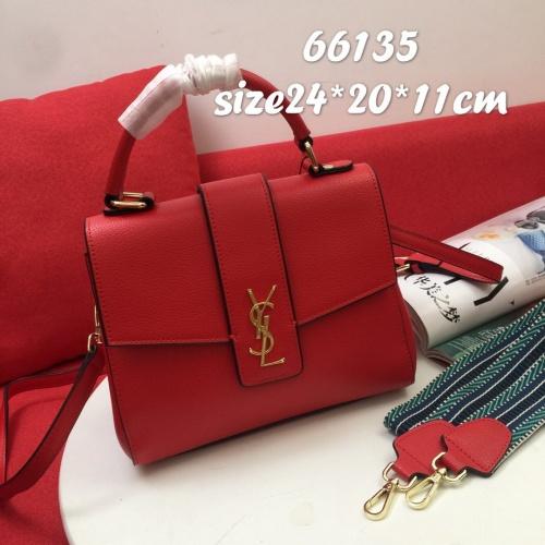 Yves Saint Laurent YSL AAA Messenger Bags For Women #822361
