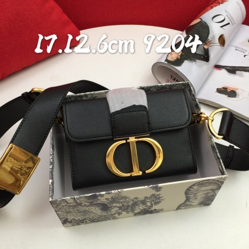 Christian Dior AAA Quality Messenger Bags For Women #822371 $85.00 USD, Wholesale Replica Christian Dior AAA Quality Messenger Bags