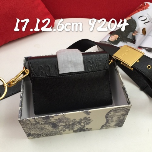 Replica Christian Dior AAA Quality Messenger Bags For Women #822371 $85.00 USD for Wholesale