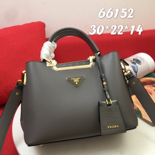 Prada AAA Quality Handbags For Women #822411