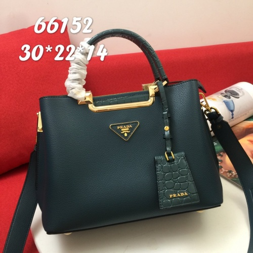 Prada AAA Quality Handbags For Women #822416