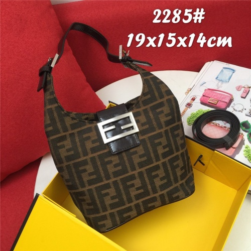 Fendi AAA Quality Handbags For Women #822421 $88.00 USD, Wholesale Replica Fendi AAA Quality Handbags
