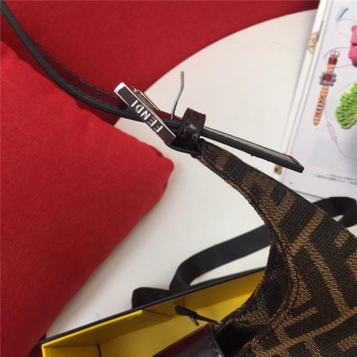 Replica Fendi AAA Quality Handbags For Women #822421 $88.00 USD for Wholesale