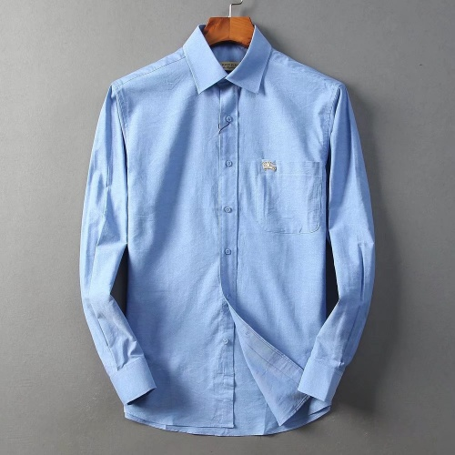 Burberry Shirts Long Sleeved Polo For Men #822447