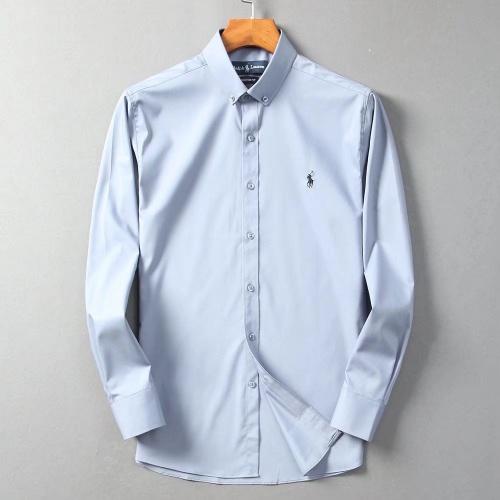 Ralph Lauren Polo Shirts Long Sleeved Polo For Men #822463