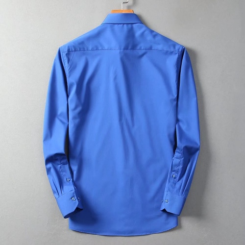 Replica Ralph Lauren Polo Shirts Long Sleeved Polo For Men #822464 $40.00 USD for Wholesale