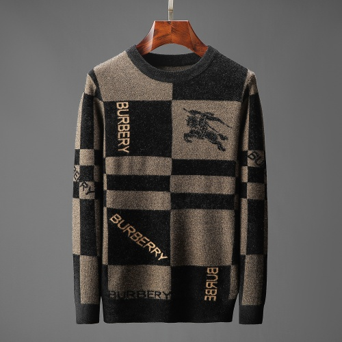Burberry Sweaters Long Sleeved O-Neck For Men #822491