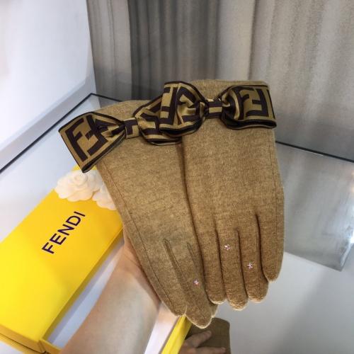Fendi Gloves For Women #822510