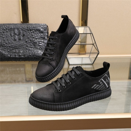 Armani Casual Shoes For Men #822535